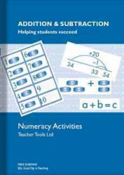 Addition and Subtraction helping students succeed